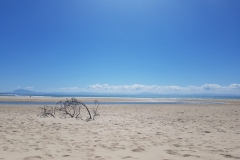 am Strand in Tarifa