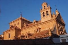 eine von 23 Kirchen in Antequera