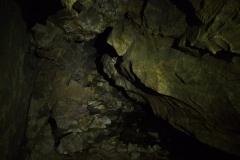 Höhlensystem der Trollkirche
