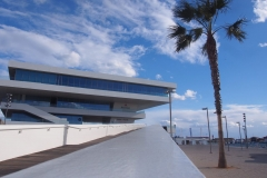 Hafengebiet in Valencia