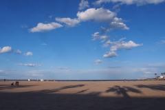 Valencias Stadtstrand