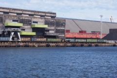 Hafen in Ventspils