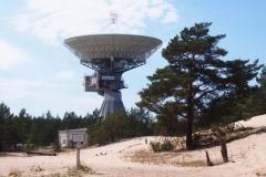 Radioteleskop in Irbene