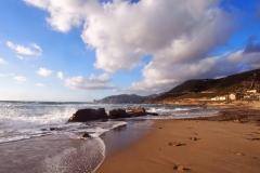 Strand bei Fontanamare